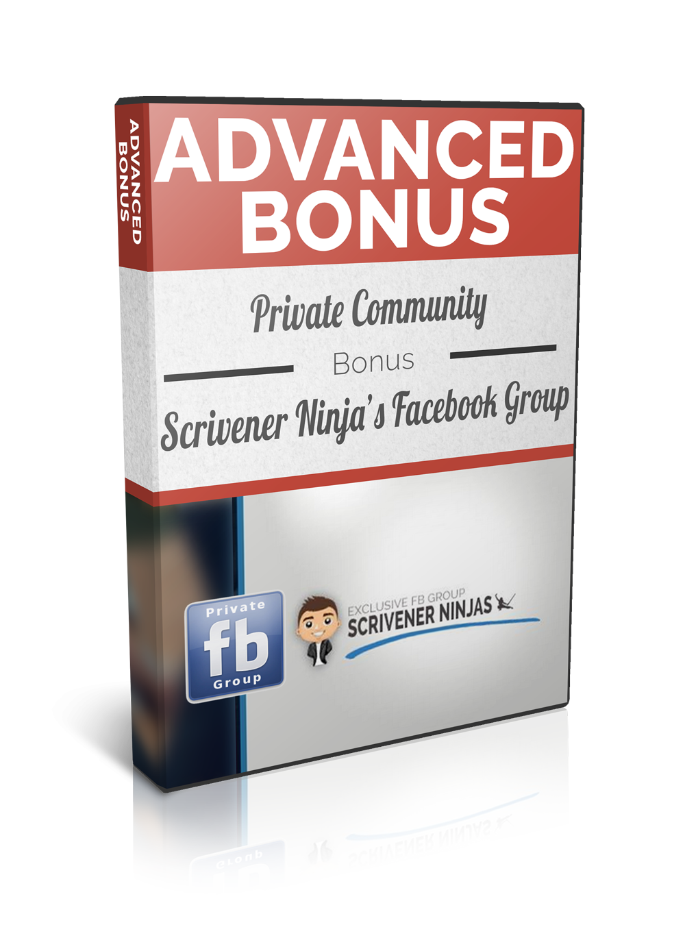www.learn-scrivener-fast.com Scrivener Training & Coaching Course - Advanced Bonus 3 - Private Closed Group Scrivener Writing Group