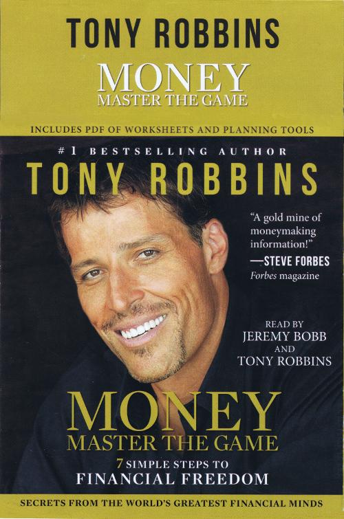 tony robbins - money master the game