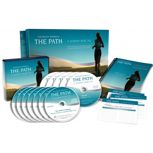 Tony Robbins Permanent Weight Loss Programme