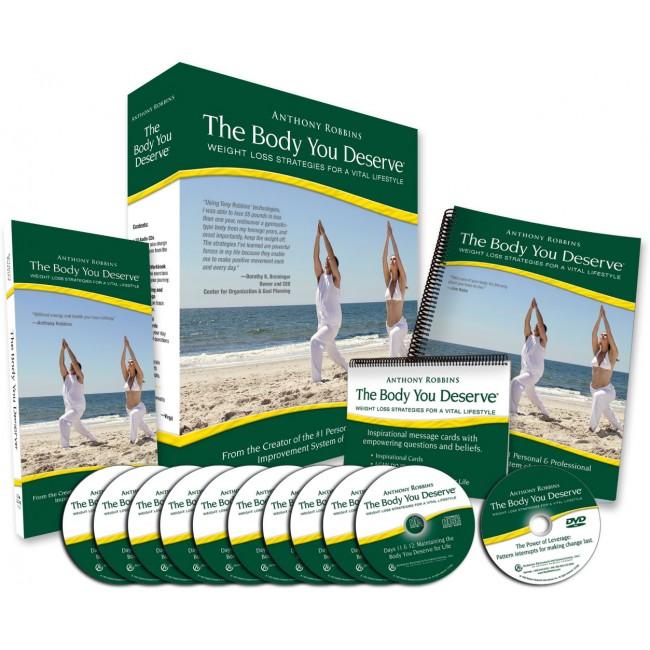 Ebay Tony Robbins - The Body You Deserve
